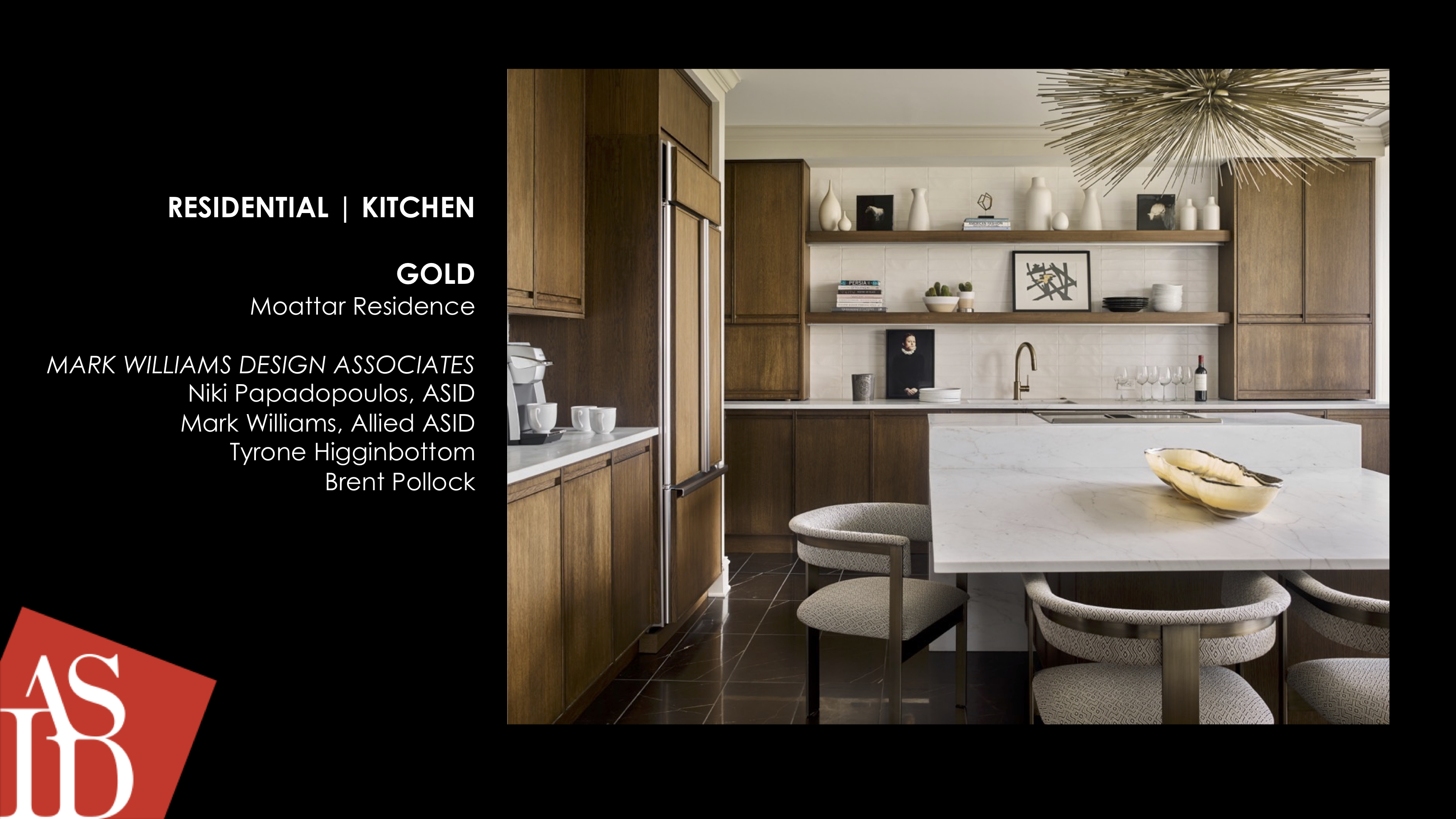 KITCHEN | GOLD