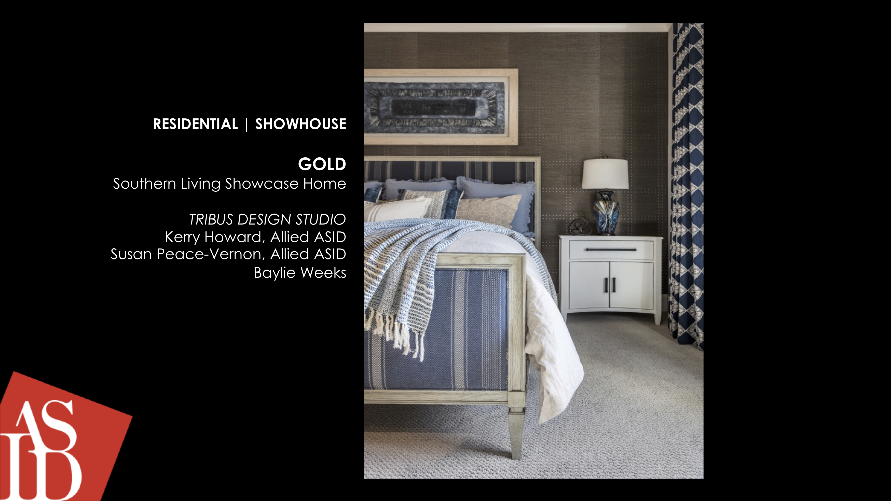 SHOW HOUSE | GOLD