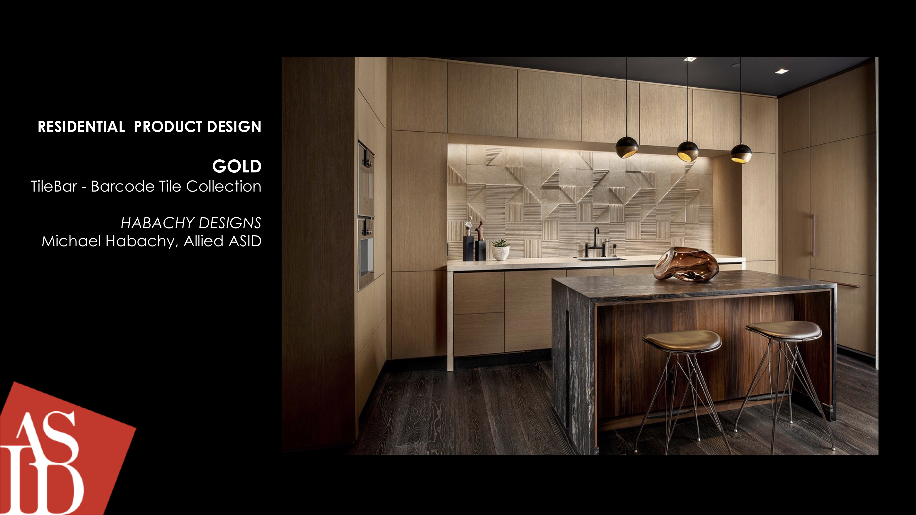 PRODUCT DESIGN | GOLD