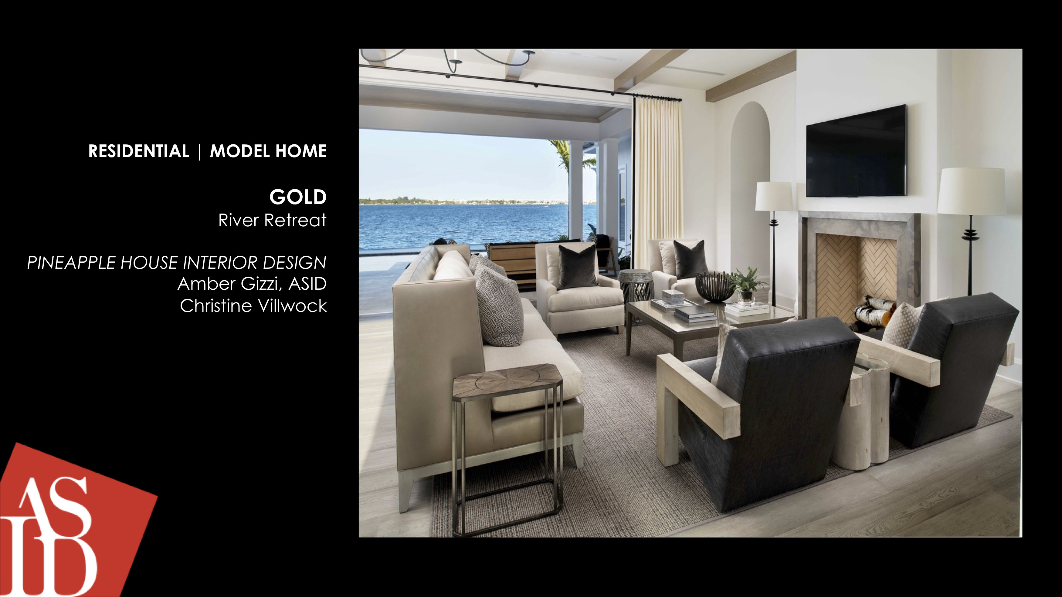 MODEL HOME | GOLD