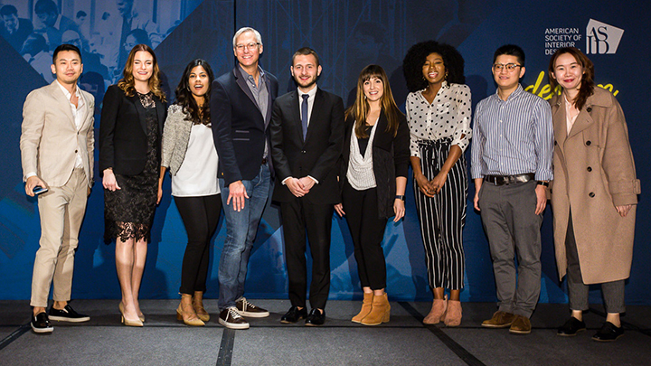Announcing the 2018 ASID Student Portfolio Competition (SPC) and  ASID Student Chapter Awards (SCA) Winners