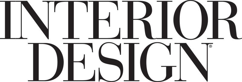 Interior design font
