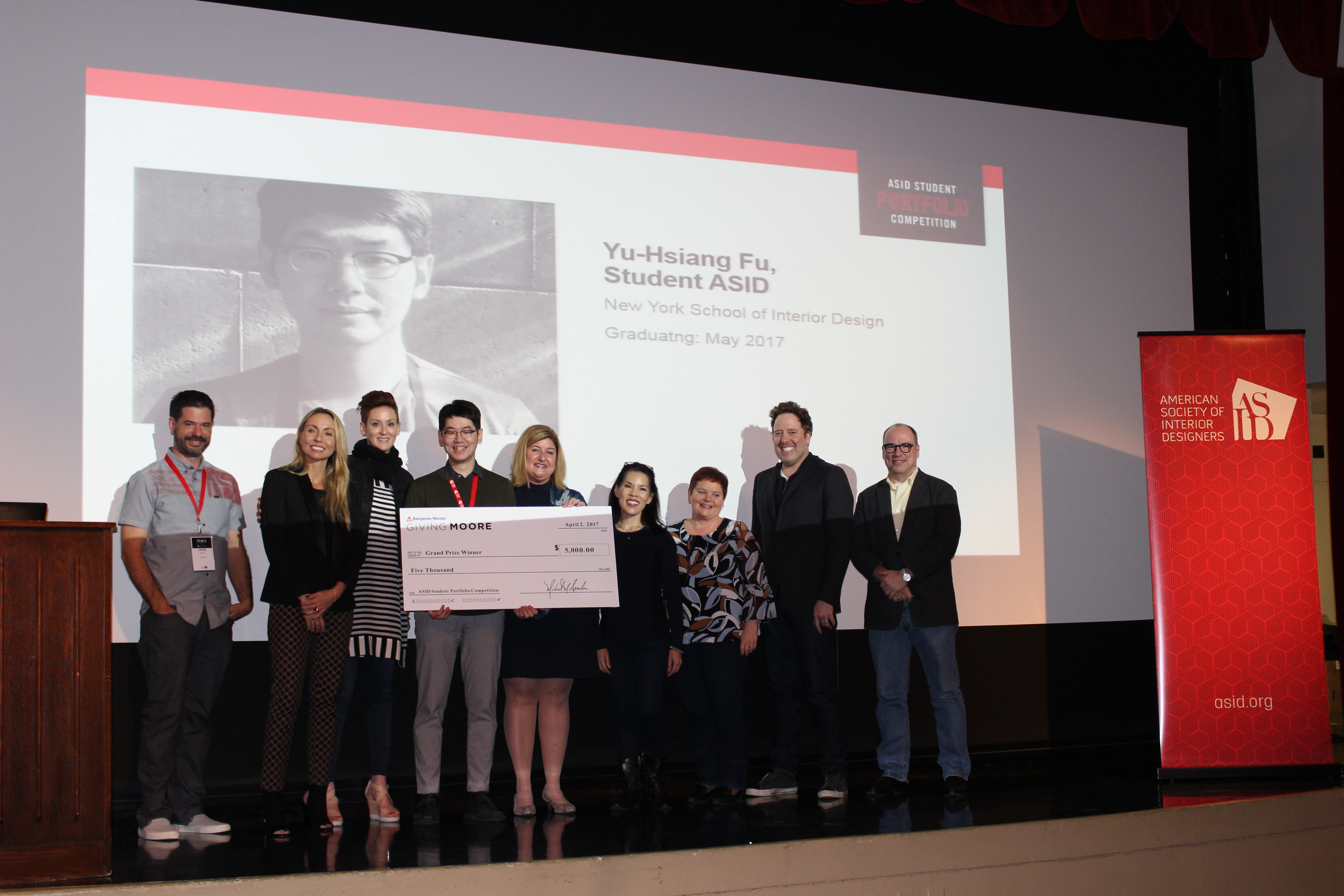 The American Society of Interior Designers Announces Student Award