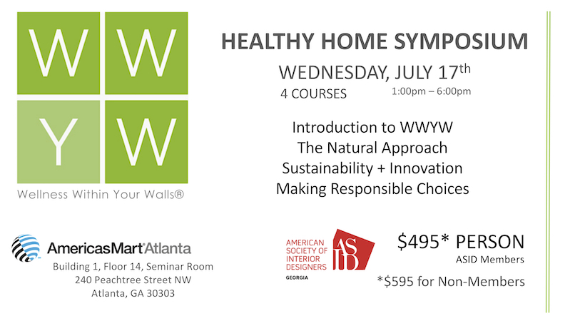 HEALTHY HOME SYMPOSIUM