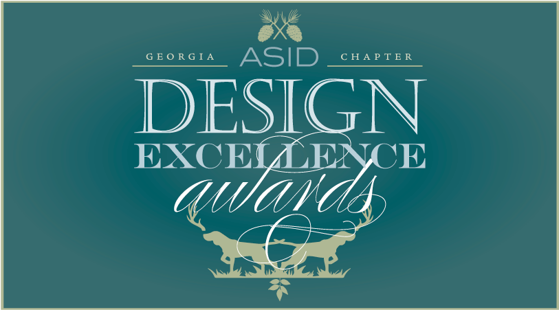 2017 ASID Georgia Chapter Design Excellence Award Winners