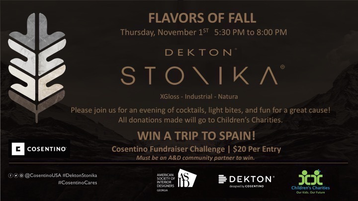 COSENTINO PRESENTS: Flavors Of Fall