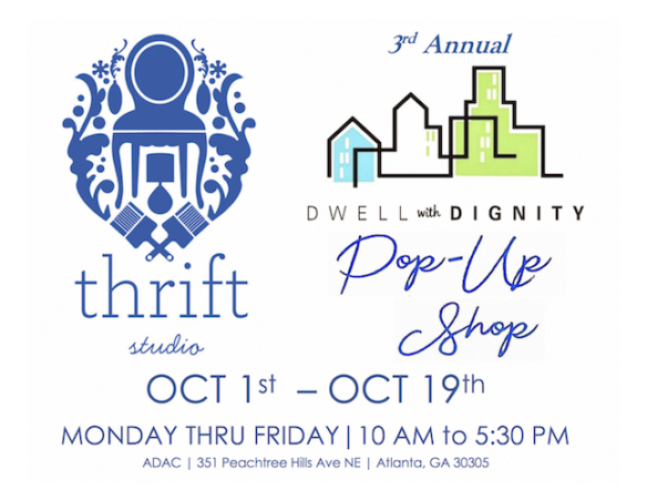 THRIFT STUDIO - POP UP SHOP